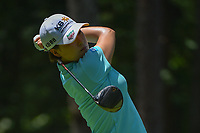 In Gee Chun (KOR) watches her tee shot on 2 during round 1 of the U.S. Women's Open Championship, Shoal Creek Country Club, at Birmingham, Alabama, USA. 5/31/2018.<br /> Picture: Golffile | Ken Murray<br /> <br /> All photo usage must carry mandatory copyright credit (&copy; Golffile | Ken Murray)