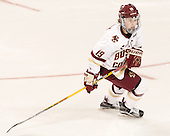 Makenna Newkirk (BC - 19) - The Boston College Eagles defeated the Northeastern University Huskies 5-1 (EN) in their NCAA Quarterfinal on Saturday, March 12, 2016, at Kelley Rink in Conte Forum in Boston, Massachusetts.