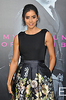 www.acepixs.com<br /> <br /> April 3 2017, LA<br /> <br /> Paola Nunez arriving at the premiere of AMC's 'The Son' at the ArcLight Hollywood on April 3, 2017 in Hollywood, California. <br /> <br /> By Line: Peter West/ACE Pictures<br /> <br /> <br /> ACE Pictures Inc<br /> Tel: 6467670430<br /> Email: info@acepixs.com<br /> www.acepixs.com