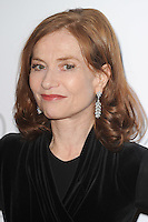 Isabelle Huppert at the 2017 London Critics' Circle Film Awards held at the Mayfair Hotel, London. <br /> 22nd January  2017<br /> Picture: Steve Vas/Featureflash/SilverHub 0208 004 5359 sales@silverhubmedia.com