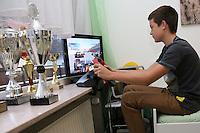 25.08.2014: Kart-Talent Dominik Hamm aus Büttelborn