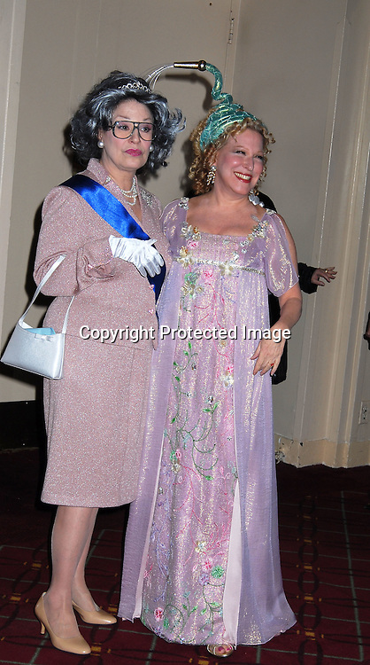 Bette Midler..arriving at Bette Midler's New York Restoration Project's Hulaween on October 31, 2006 at The Waldorf Astoria Hotel. ..Robin Platzer, Twin Images