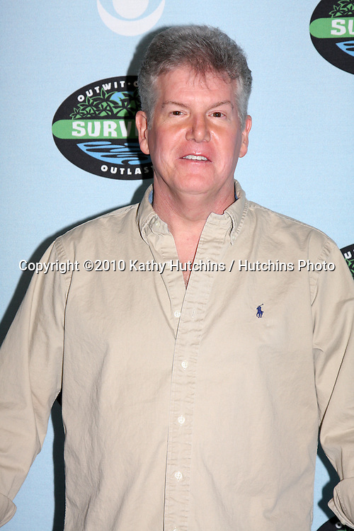 "Randy Bailey.arrivng at the ""Survivor"" 10 Year Anniverary Party .CBS Television CIty.Los Angeles, CA.January 9, 2010.©2010 Kathy Hutchins / Hutchins Photo...."