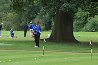 Players practicing during Pro-Am of the Bridgestone Challenge 2017 at the Luton Hoo Hotel Golf &amp; Spa, Luton, Bedfordshire, England. 06/09/2017<br /> Picture: Golffile | Thos Caffrey<br /> <br /> <br /> All photo usage must carry mandatory copyright credit (&copy; Golffile | Thos Caffrey)