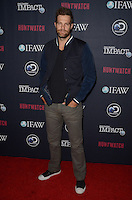 LOS ANGELES, CA - SEPTEMBER 15: Actor Geoff Stults attends the screening of Discovery Impact's 'Huntwatch' at NeueHouse Hollywood on September 15, 2016 in Los Angeles, California. Credit: David Edwards/MediaPunch