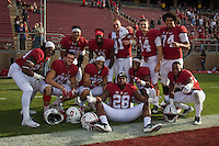 STANFORD, CA -- November 5, 2016<br />