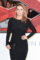 Ola Jordan at the premiere of &quot;xXx-Return of Xander Cage&quot; at the O2 Cineworld, London, UK. <br /> 10th January  2017<br /> Picture: Steve Vas/Featureflash/SilverHub 0208 004 5359 sales@silverhubmedia.com