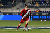 Chester, PA - Friday December 08, 2017: Trevor Swartz The Indiana Hoosiers defeated the North Carolina Tar Heels 1-0 during an NCAA Men's College Cup semifinal soccer match at Talen Energy Stadium.
