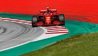 4th July 2020; Red Bull Ring, Spielberg Austria; F1 Grand Prix of Austria, qualifying sessions;  16 Charles Leclerc MCO, Scuderia Ferrari Mission Winnow