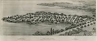 UNDATED..Assisted Housing.Oakleaf Forest...Architect rendering of Oak Leaf Park...NEG#.NRHA# 593..