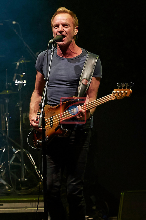 Festival de Musica de Barcelona.<br /> Festival Jardins de Pedralbes 2017.<br /> Sting - 57th &amp; 9th tour - Back to the roots.