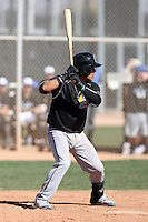 Jorge Flores - Central Arizona College Vaqueros (Bill Mitchell)
