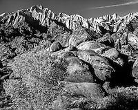 Eastern Sierra Nevada Mountains, California