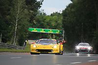 #64 CORVETTE RACING (USA) CORVETTE C7 R CHEVROLET GTE PRO OLIVER GAVIN (GBR) TOMMY MILNER (USA) MARCEL FASSLER (CHE)