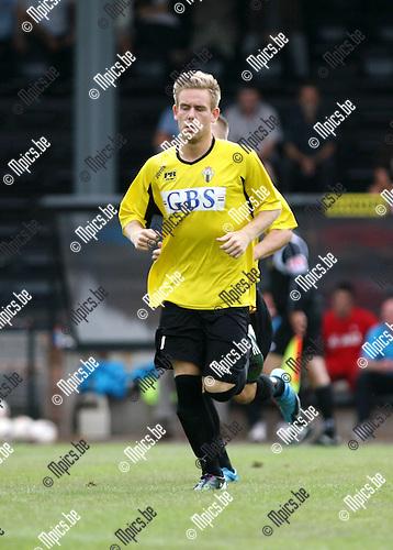 2010-07-25 / Seizoen 2010-2011 / Voetbal / K Berchem Sport / Ricky Coertjens..Foto: mpics