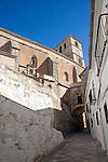 Church of La Incarnation, Iglesia Mayor de Santa Maria de la Encarnacion, Alhama de Granada, Spain
