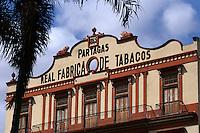 Cuba/La Havane: Fabrique de cigares fabrica partagas, Casa del Habano, Calle industria N°520, Habana Vieja