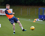 30.08.2019 Rangers training: Zac Butterworth