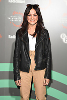 "Amy Leigh-Hickman<br /> at the ""Ackley Bridge"" photocall as part of the BFI & Radio Times Television Festival 2019 at BFI Southbank, London<br /> <br /> ©Ash Knotek  D3494  12/04/2019"