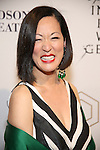 MaryAnn Hu attends 'Sunday In The Park With George' Broadway opening night after party at New York Public Library on February 23, 2017 in New York City.