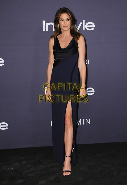23 October  2017 - Los Angeles, California - Cindy Crawford. Third Annual &quot;InStyle Awards&quot; held at The Getty Center in Los Angeles. <br /> CAP/ADM/BT<br /> &copy;BT/ADM/Capital Pictures