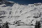 Above Zurs Ski Area, St Anton, Austria