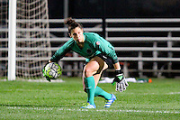 Piscataway, NJ - Sunday Sept. 25, 2016: Michelle Betos during a regular season National Women's Soccer League (NWSL) match between Sky Blue FC and the Portland Thorns FC at Yurcak Field.