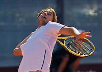 September 03, 2014,Netherlands, Alphen aan den Rijn, TEAN International,Vincent van den Honert (NED) <br /> Photo: Tennisimages/Henk Koster