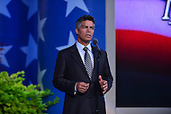 Washington, DC - May 28, 2016: Actor Esai Morales presents a monologue at the National Memorial day concert dress rehearsal on the west lawn of the U.S. Capitol in the District of Columbia, May 28, 2016.  (Photo by Don Baxter/Media Images International)