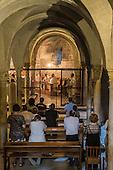 San Miniato Church, Florence, Italy.