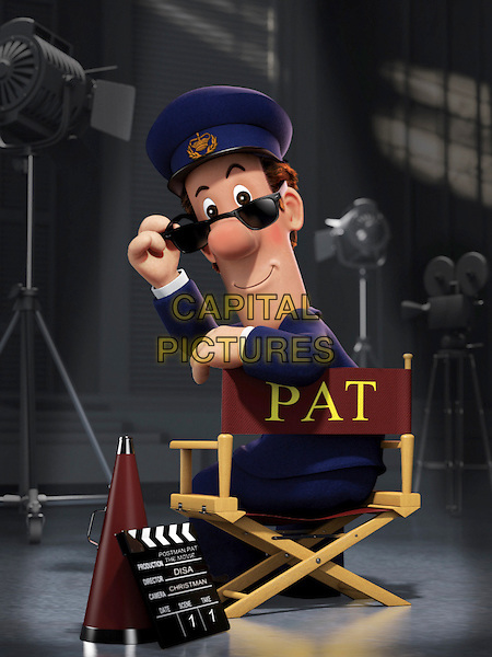 Postman Pat (Voice by Stephen Mangan).in Postman Pat: The Movie - You Know You're the One .*Filmstill - Editorial Use Only*.CAP/PLF.Supplied by Capital Pictures.