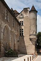 Europe/Europe/France/Midi-Pyrénées/46/Lot/Carennac: Le Château des Doyens - Plus Beaux Villages de France