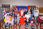SANTA: Santa arrived at the St Bridget Centre, Hawley park, Tralee to hand children of the area with presents join in with the fun at the centre on Saturday.