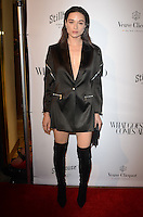 BEVERLY HILLS, CA - OCTOBER 13: Crystal Reed at the What Goes Around Comes Around Beverly Hills Opening on October 13, 2016 in Beverly Hills, California. Credit: David Edwards/MediaPunch