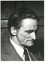 Le nouveau chef du PLQ, Claude Ryan, le 22 novembre 1978<br /> <br /> PHOTO :  Agence Quebec Presse