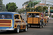Woodies on Parade
