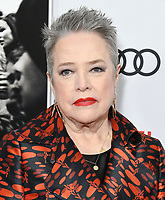 """20 November 2019 - Hollywood, California - Kathy Bates. 2019 AFI Fest - """"Richard Jewell"""" Los Angeles Premiere<br />  held at TCL Chinese Theatre. Photo Credit: Birdie Thompson/AdMedia"""