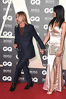LONDON, UK. September 03, 2019: Iggy Pop arriving for the GQ Men of the Year Awards 2019 in association with Hugo Boss at the Tate Modern, London.<br /> Picture: Steve Vas/Featureflash