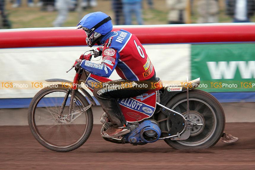 Paul Hurry - Arena Essex Speedway - (Gavin Ellis 2005)