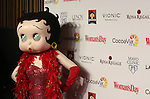 Betty Boop attends the 14th Annual Red Dress Awards presented by Woman's Day Magazine at Jazz at Lincoln Center Appel Room on February 7, 2017 in New York City.