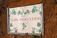 Celler Clos Mogador. Priorato, Catalonia, Spain