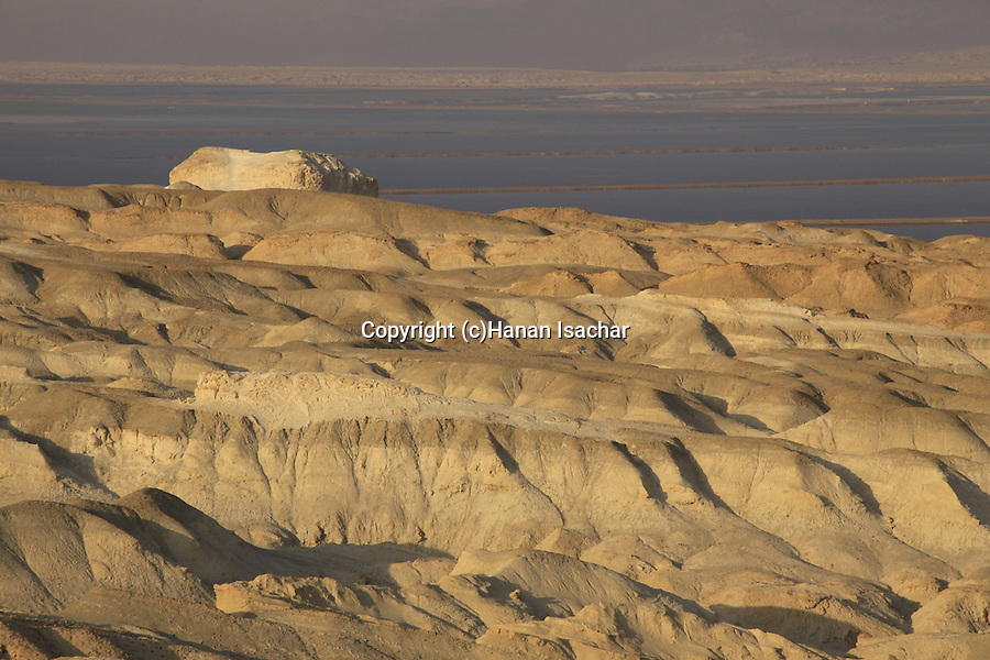 Israel, Mount Sodom in the Dead Sea valley