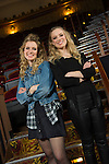 Twin sisters Andi & Alex Peot perform at the Meyer Theatre in Green Bay, Wis., on January 9, 2016. The duo gained notoriety from their 2015 appearance on The Voice. Photo by Corey Wilson