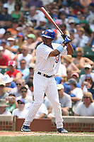 June 18th 2007:  Jacque Jones of the Chicago Cubs during a game at Wrigley Field in Chicago, IL.  Photo by:  Mike Janes/Four Seam Images