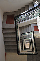 Staircase (Licence this image exclusively with Getty: http://www.gettyimages.com/detail/83154240 )