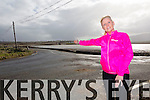 FULL MARATHON 15 MILE  Marilyn O Shea of the Born To Run on the new Tralee International Marathon Route