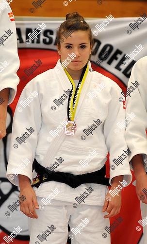 2011-10-22 / Judo / seizoen 2011-2012 / VK Herentals / -57 / Rani Declerck..Foto: Mpics