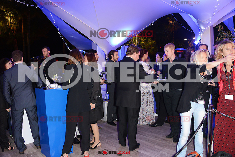 """Atmosphere at the Montblanc """"Trashed"""" party at Carre GREY GOOSE in the Jardin du Grand Hotel during the 65th annual International Cannes Film Festival in Cannes, France, 22.05.2012...Credit: Timm/face to face /MediaPunch Inc. ***FOR USA ONLY***"""