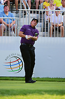 Phil Mickelson (USA) on the 10th tee during the first round of the WGC Bridgestone Invitational, Firestone country club, Akron, Ohio, USA. 03/08/2017.<br /> Picture Ken Murray / Golffile.ie<br /> <br /> All photo usage must carry mandatory copyright credit (&copy; Golffile | Ken Murray)