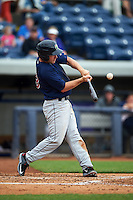 Cedar Rapids Kernels outfielder Max Murphy (13) at bat during a game against the West Michigan Whitecaps on June 7, 2015 at Fifth Third Ballpark in Comstock Park, Michigan.  West Michigan defeated Cedar Rapids 6-2.  (Mike Janes/Four Seam Images)